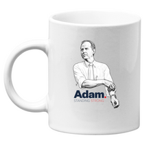 Load image into Gallery viewer, Adam Schiff for Congress I Will Not Yield Mug