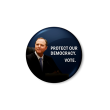 Load image into Gallery viewer, Adam Schiff for Congress Vote Button