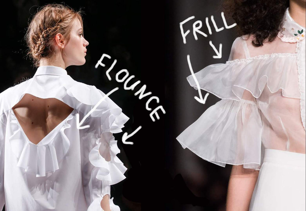 Frill and flounce – Paper Theory Patterns