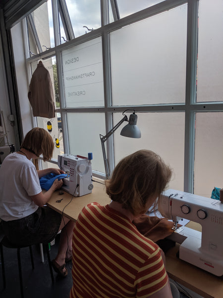 Absolute Beginners Sewing Workshop