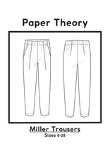 Load image into Gallery viewer, Miller Trouser PDF Pattern