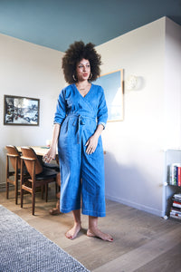Make a Zadie Jumpsuit Workshop