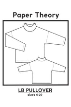 Load image into Gallery viewer, LB Pullover PDF Pattern