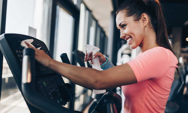 4 Gym Hygiene Tips