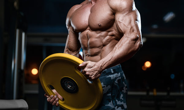 4 Exercises to Build a Massive Chest