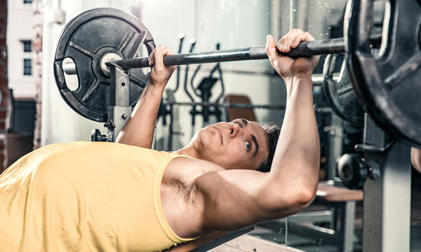 5 Bench Press Hacks to Increase Your 1RM
