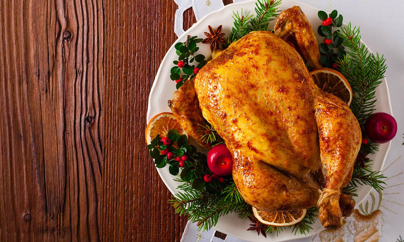 6 Health Benefits Of Turkey