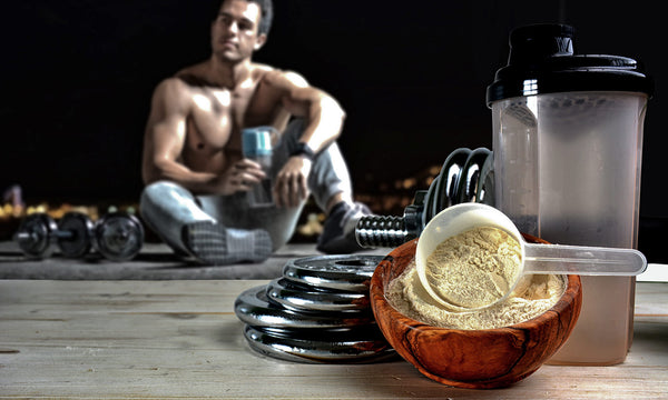 6 supplements to get you lean and shredded