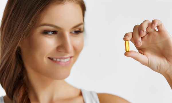 7 Vitamins We Should All Be Consuming