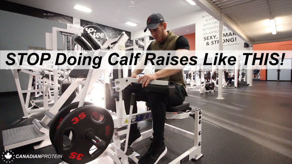 Tips for Proper Calf Raises