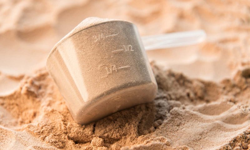 Easy Way To Tell If Your Whey Protein Powder Might Be Spiked With Amino Acids