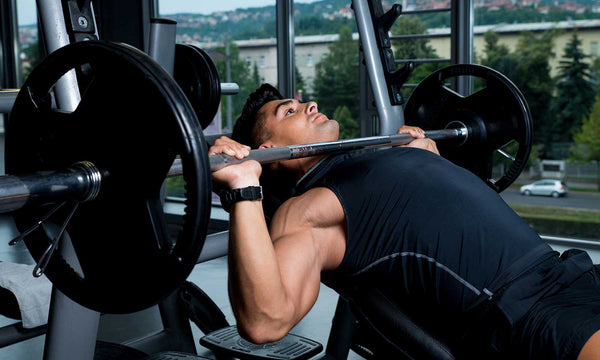 Five Simple Reasons Why Your Bench Press Isn't Improving