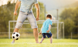 Fun And Healthy Ways To Get Active With Your Kids