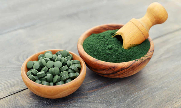 Impressive health benefits of spirulina