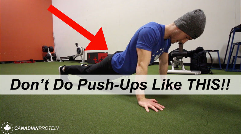 Tips to get the most from push ups
