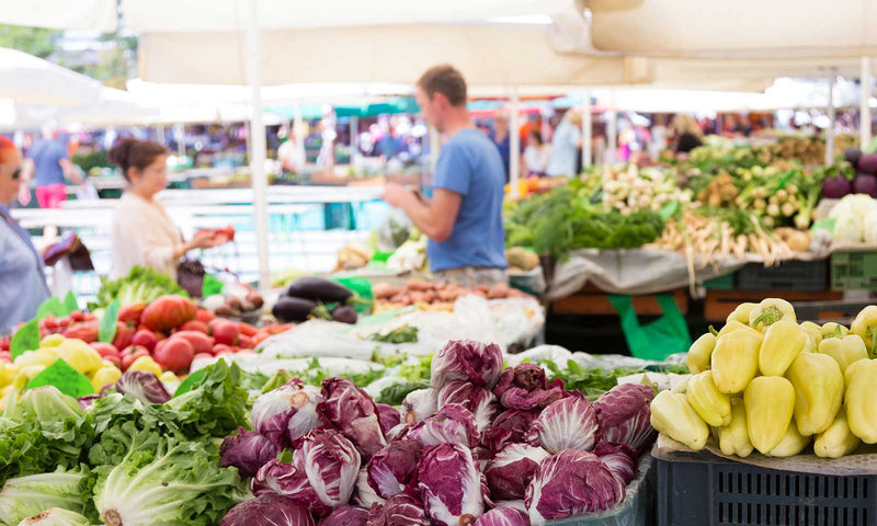 Seven Quick And Easy Healthy Shopping Tips