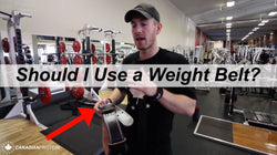 Should I Use a Weight Lifting Belt?