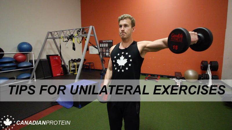 Tips For Unilateral Exercises