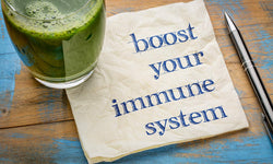 HOW TO BUILD A STRONGER IMMUNE SYSTEM