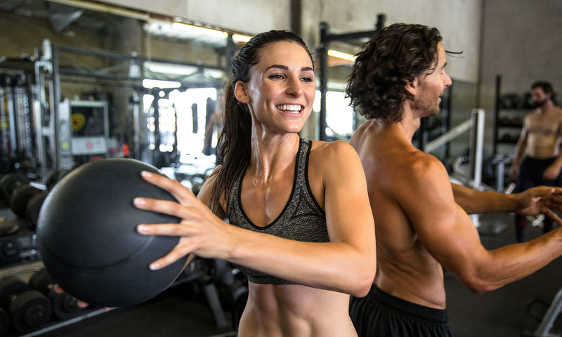 Reasons to train with a workout partner