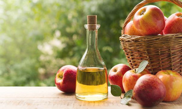 Six Amazing Wellness Benefits of Apple Cider Vinegar