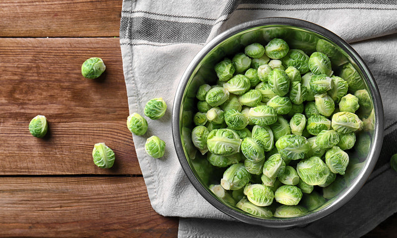 Surprising Health Benefits Of Brussels Sprouts