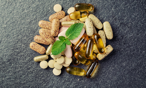 multivitamins are the most popular health supplement
