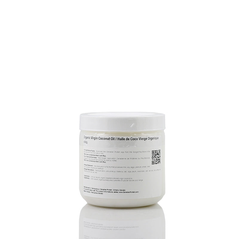 Organic Virgin Coconut Oil 454 g