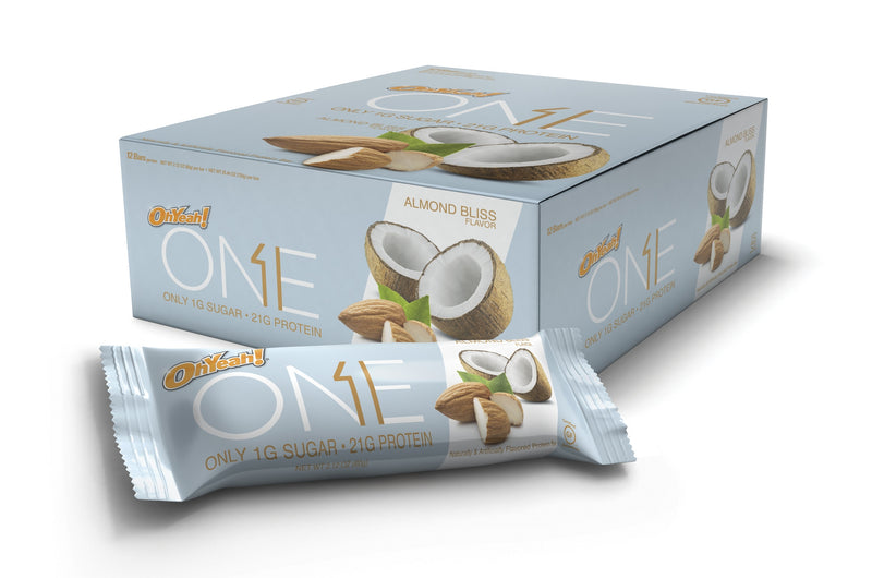 OhYeah! ONE Bars - Almond Bliss