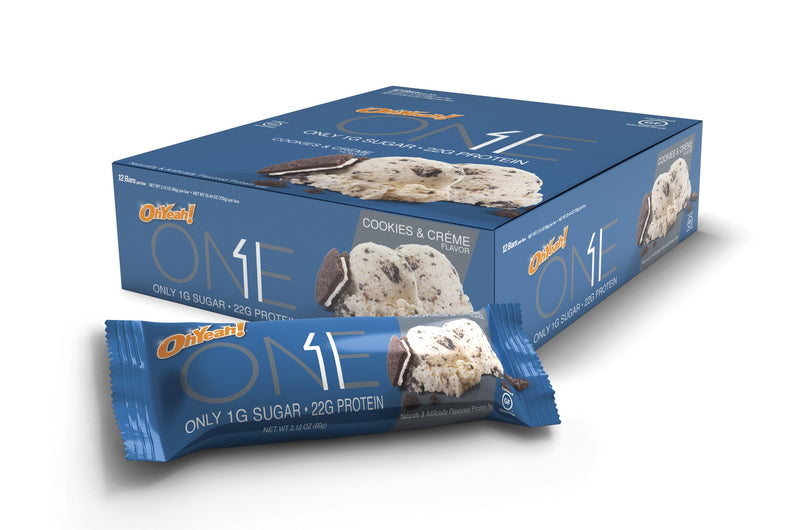 OhYeah! ONE Bars - Cookies & Cream