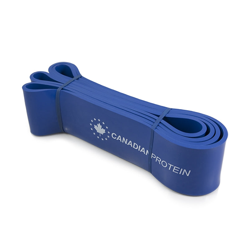 Resistance Bands - Tension: 60-150 lb - Blue