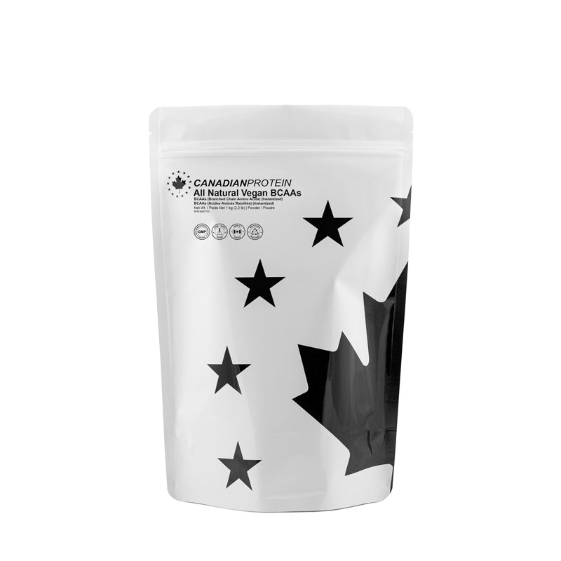 All Natural Vegan BCAA Powder 1 kg