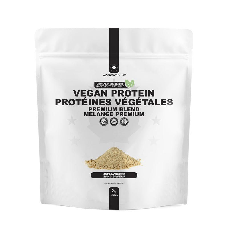 All Natural Premium Vegan Protein Blend