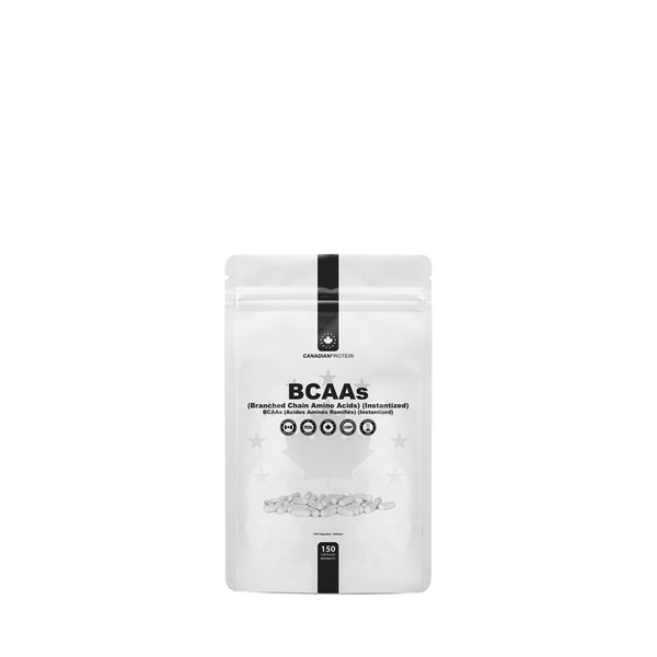 BCAAs (Branched Chain Amino Acids) (Instantized)