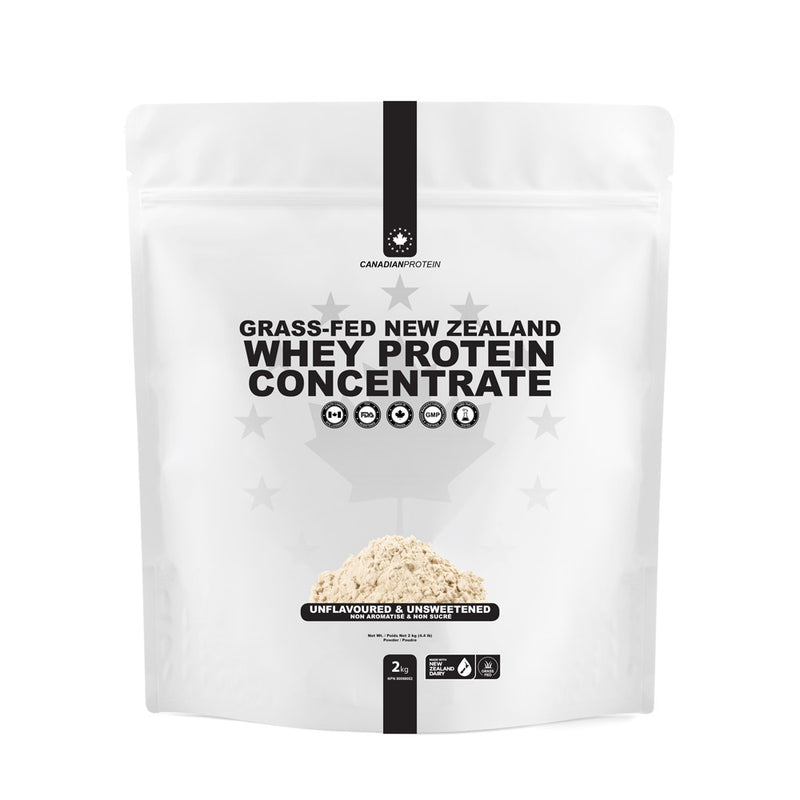 Grass-Fed Zealand Whey Protein Concentrate