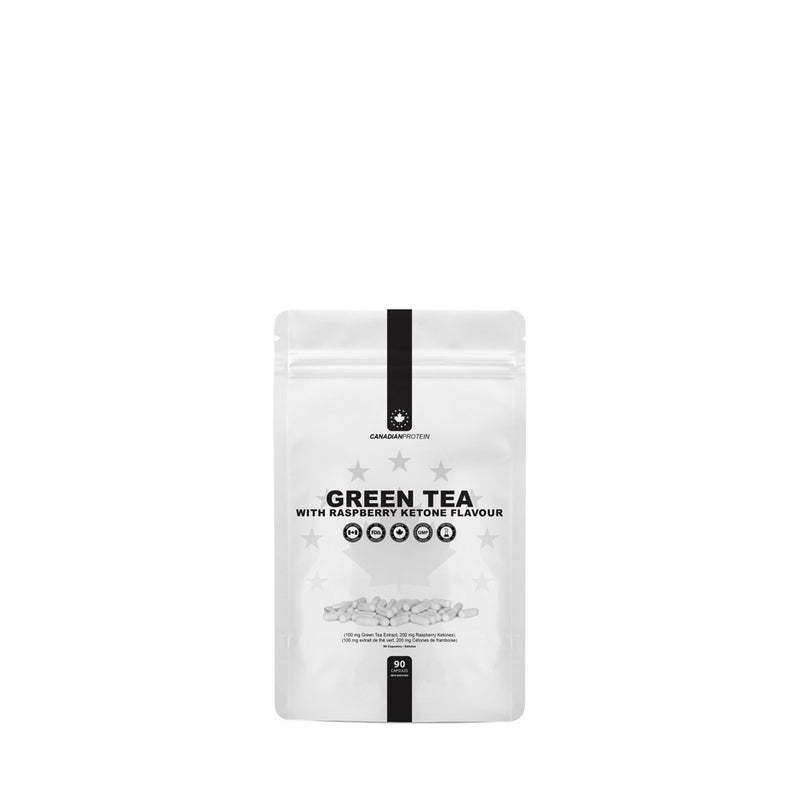Raspberry Ketone Flavour with Green Tea