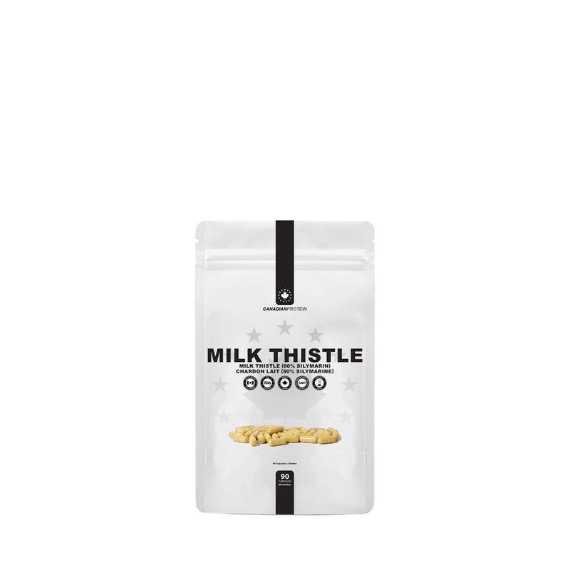 Milk Thistle (80% Silymarin)
