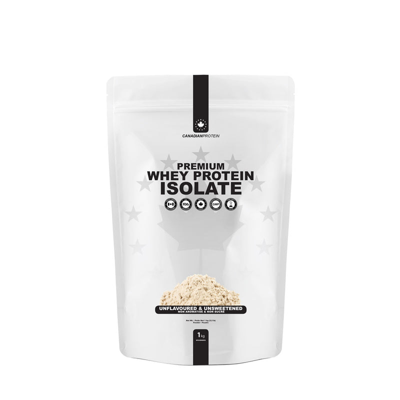 Premium Whey Protein Isolate