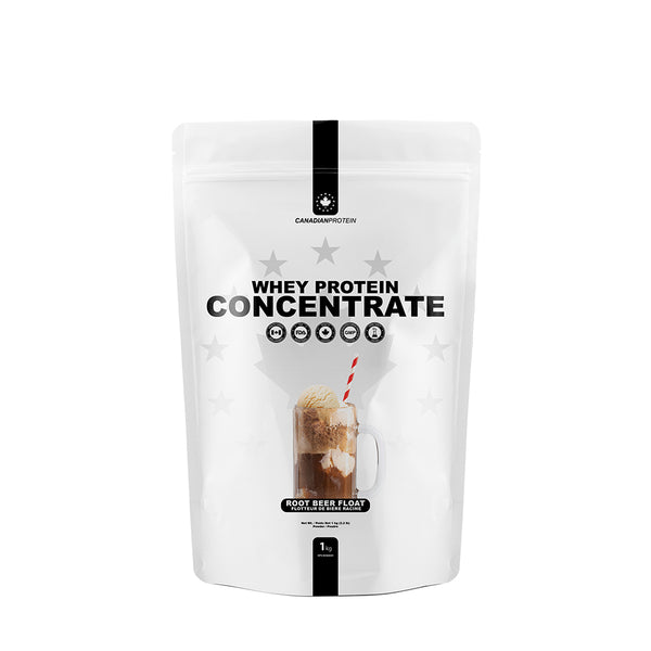 Limited Edition Root Beer Float Whey Protein Concentrate