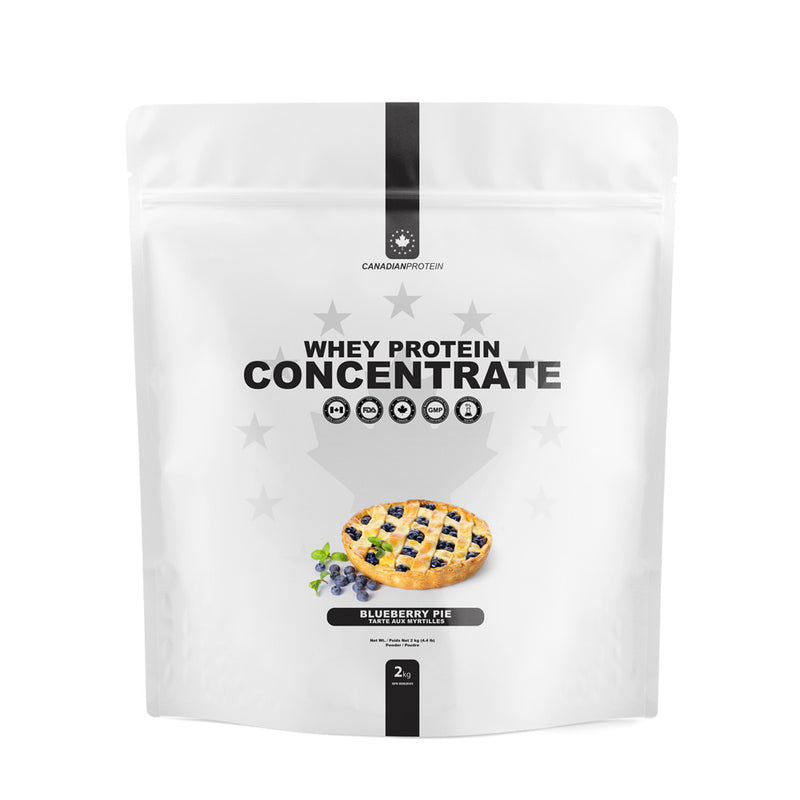 Limited Edition Blueberry Pie Whey Protein Concentrate