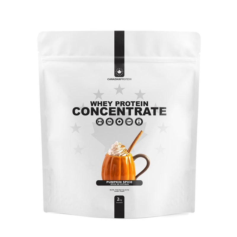 Limited Edition Pumpkin Spice Whey Protein Concentrate
