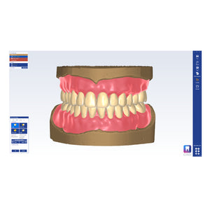 Full Denture Software Module
