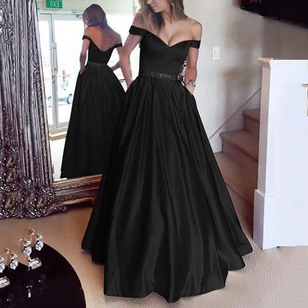 9 Great Elegant Evening Dress Looks
