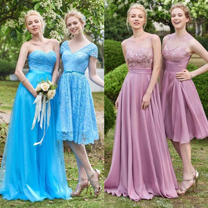 5 Perfect Ideas For Bridesmaid Dresses