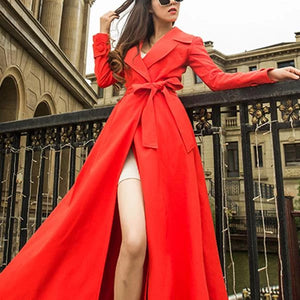 12 Fashionable Long Sleeve Maxi Dresses For Casual
