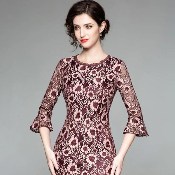 12 Perfect Fall Wedding Guest Dresses