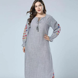 15 Fall Oversize Dresses For Casual