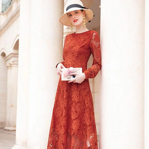 The 12 Most Beautiful Lace Dresses For Women