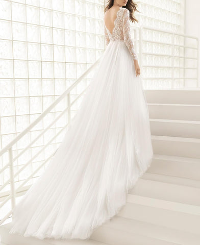 Fashion And Beautiful Budget Wedding Dresses For Girl