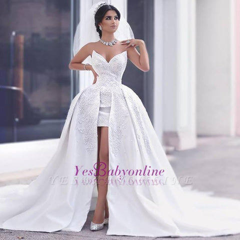 Fashion And Beautiful Best Wedding Dress Designers For Girl